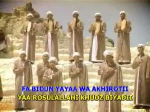 Darullughoh Wadda'wah Santri Dalwa vol 3