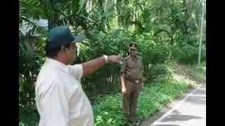 ag DFO Vijay Kumar ji spot visit@VKPur hutbay pccf - isles sicnetindia  EdweepNewsiNDiAislandsmobil
