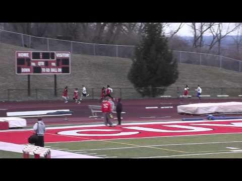 200m Dash - Williams, Thuesday, Glover, Doss, Harris, Hatchett