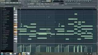Plies ft  Akon   Hypnotize Dida Steez Remake + FLP FL Studio 10