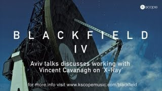 Blackfield - Aviv discusses working with Vincent Cavanagh (Anathema) on