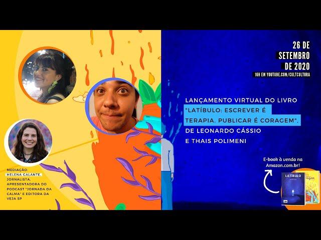 LIVE DE LANÇAMENTO: