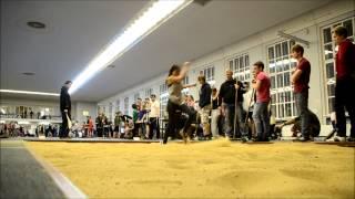 Чемпионат МГУ 2013 по легкой атлетике  Прыжки в длину, женщины(, 2013-12-07T01:10:57.000Z)