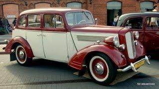 OPEL Super 6 - 1936 - Taką limuzyną tylko do ślubu