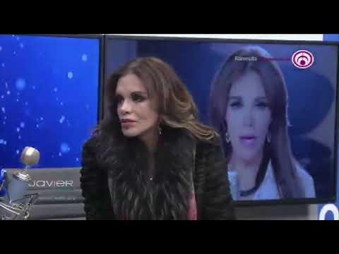 Javier Poza entrevista a Lucia Méndez