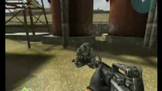 Combat Arms Game Footage