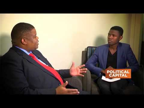 Political Capital: Ahead of ANC conference David Mahlobo discusses factionalism