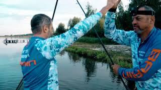 рыбалка в конце лета команда Бреин Бразерс