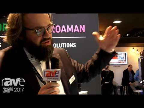 ISE 2017: Optocore Shows Mux 22 Stage Box For Multiple Signals