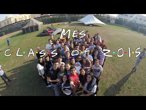 MES Class Of 2015 Senior Leavers Video - Friends Theme Song
