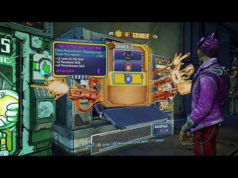 Grinding Your Own Legendary Class Mods In Borderlands The Pre Sequel