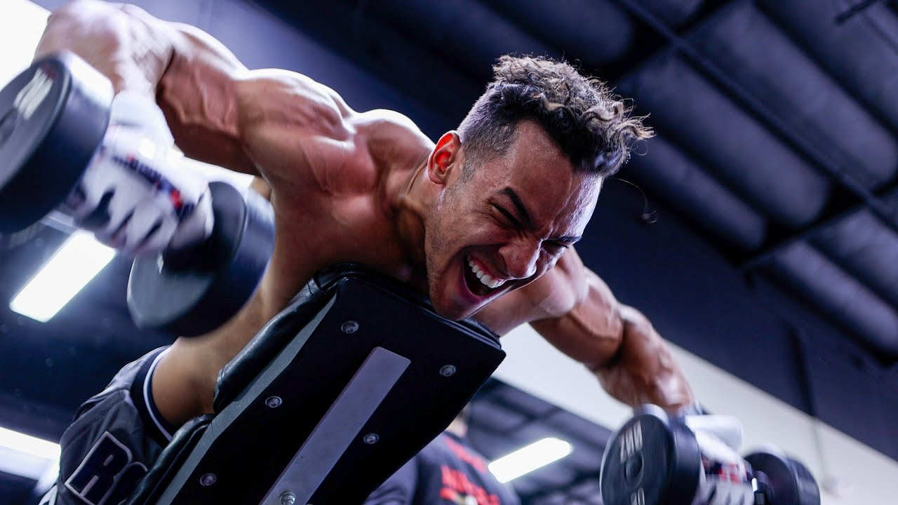 JOSHUA MANOI - WHAT IS FEAR? - BODYBUILDING LIFESTYLE MOTIVATION