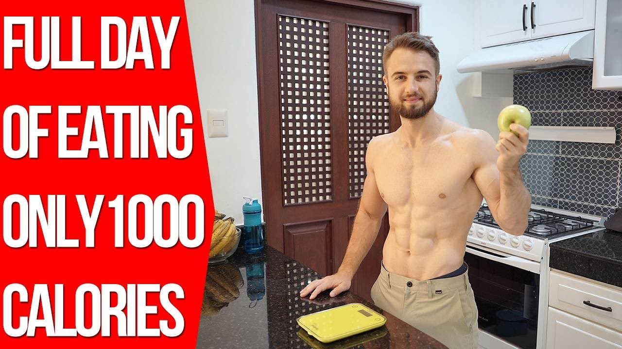 1000 Calories A Day Intermittent Fasting Full Day Of Eating Youtube