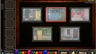5 Doors Escape walkthrough FULL - First Escape Games.