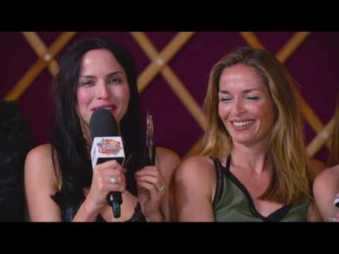 Interview -  The Corrs live at 'Isle Of Wight Festival 2016'