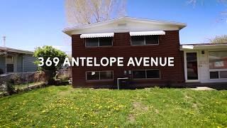369 Antelope Avenue