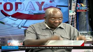 Ken Mijungu hosts a panel of political commentators to discuss NASA...