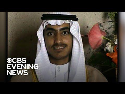 Osama bin Laden's son Hamza killed