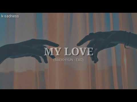 Baekhyun - My Love (I'm Loving You) [Tradução|Legendado]