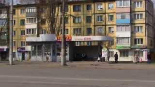 Воронин.Прогулка по городу апрель 2013 год.Кривой Рог.