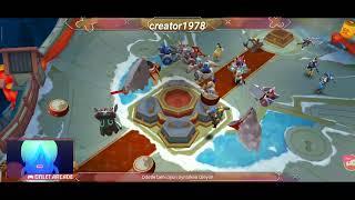Omlet Arcade Mobile Legends: Bang Bang yayınında beni izle!