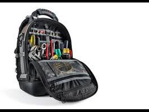 HVAC Veto Pro Pac Tech Pac Tool Bag Tour