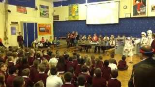5A Class Assembly - Space (The Solar System and the First Moon Landing)