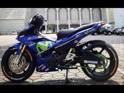Yamaha Y150 Geng Tayar Besar