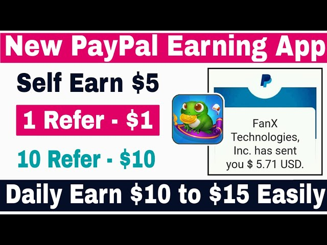 best paypal cash earning app 2019