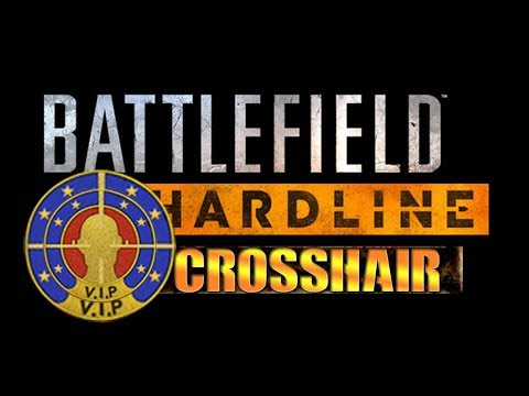 Multiplayer: Crosshair - Protect the VIP! (Battlefield Hardline Gameplay PS4) #1