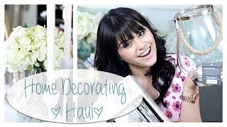 Home Decorating Haul: Target, Ikea, and Wayfair! Thumbnail