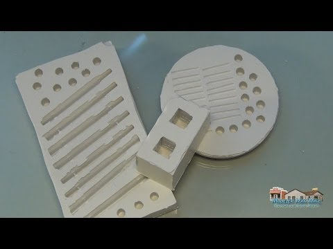 Model Railroad Mold Making / Mould Making