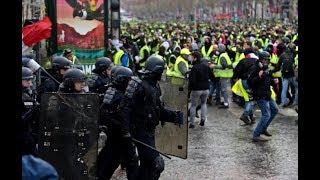 Gilets jaunes acte IV : débordements réprimés à Paris