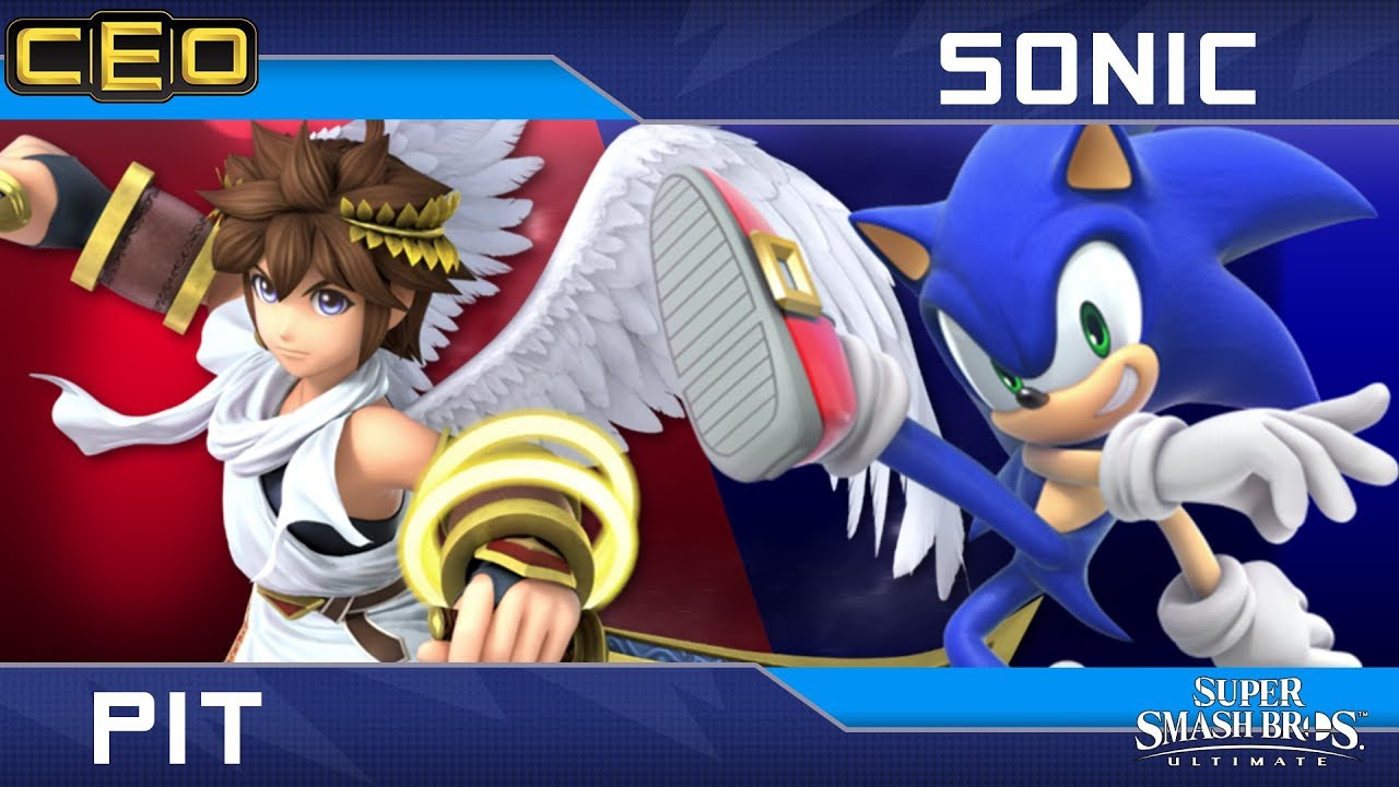Super Smash Bros Ultimate Character Profiles Sonic Shacknews