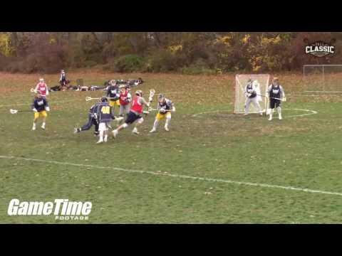 Lucas Alper, 2018 Goalie - Northport High School