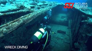 SSI Wreck Diving Specialty Trailer