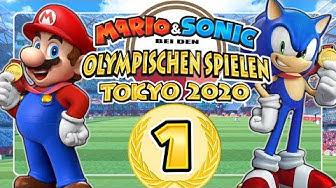 MARIO & SONIC BEI DEN OLYMPISCHEN SPIELEN: TOKYO 2020 🥇 #1: Eine magische Spielekonsole