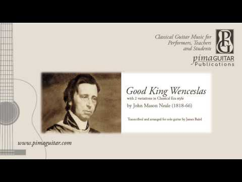 PGP0003 GoodKingWenceslas with 2 Elizabethan style variations