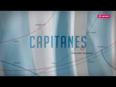 #CAPITANESenDEPORTV - Luis Scola, mano a mano con Juan Pablo Sorín