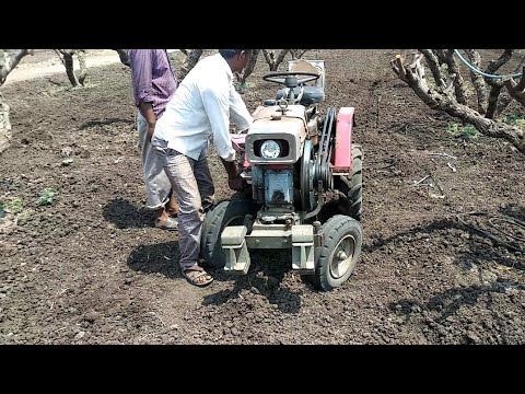 vst shakti power tiller 130 Di | modified| mini tractor| jugaad