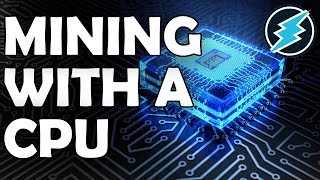 Mining Crypto With a CPU - Awesome Miner Tutorial