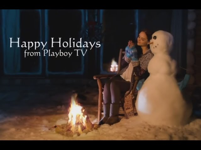 Happy Holidays from Playboy TV!