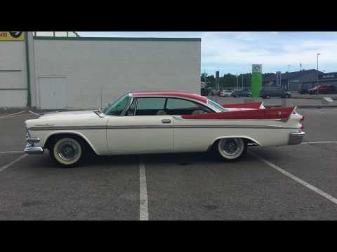 Dodge Custom Royal 2-dt ht 1958 Till Salu
