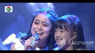 Wow Keren!! Duo Suara Hebat, Lesti & Zainatul Hayat  Ina  Berduet Di Da Asia 4