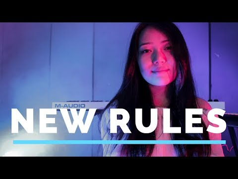 Dua Lipa | New Rules (Cover) | Niran Dangol ft. Palsang Lama