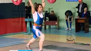 Тяжёлая атлетика в Благовещенске