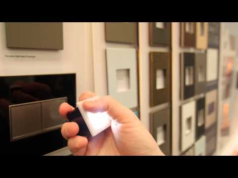Legrand's Super Cool Light Switches