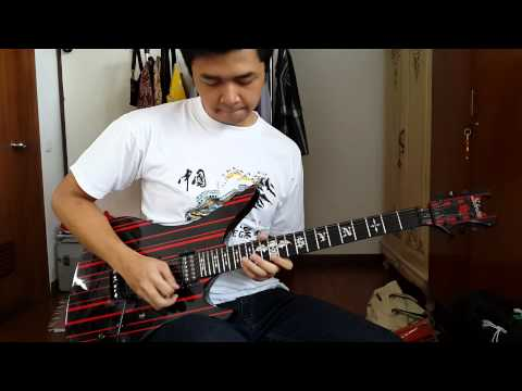 Bat Country - Avenged Sevenfold (Guitar Cover)