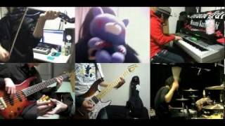 [HD]C3 Cube x Cursed x Curious OP [Endless Story] Band cover C3-シーキューブ- 検索動画 30