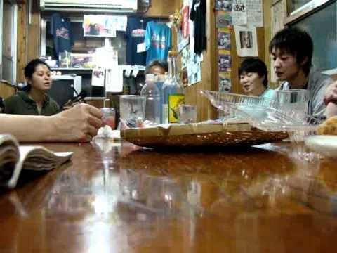 竹富島にある民宿でのゆんたく 竹富島で会いましょう